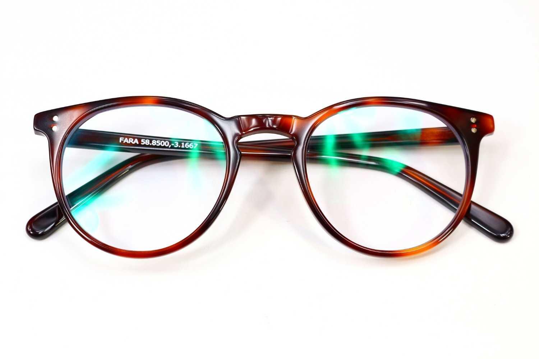 brown tortoise blue light glasses