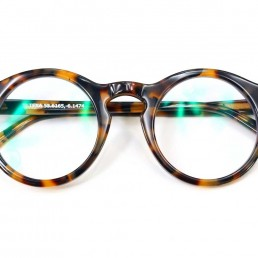 dark tortoise blue light glasses