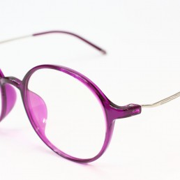 purple screen glasses