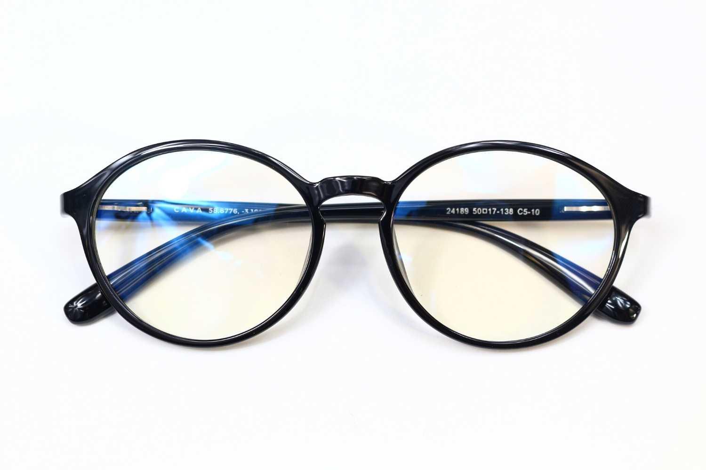 black blue blocking glasses