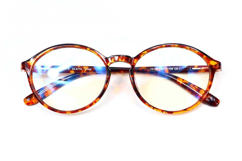tortoise blue light blocking glasses
