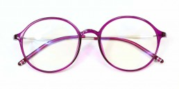 purple blue light glasses