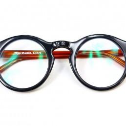 black brown blue light glasses